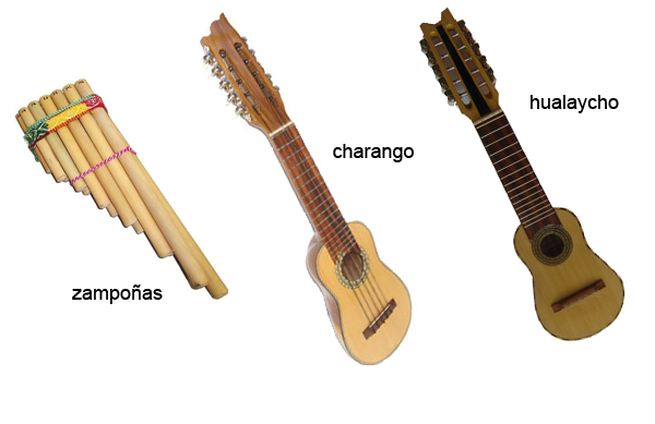 Bolivia Music Instruments