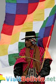 Aymara Flag