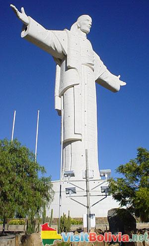 El Cristo di Cochabamba