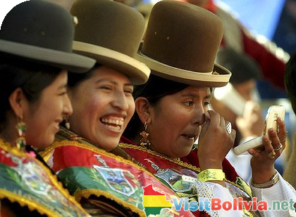 Festival del Gran Poder, La Paz
