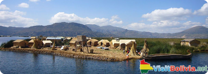 Titicaca Floating Islands: Uros Islands